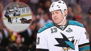Страшный удар с локтя в голову. Как беспредельщик Торрес получил одну из самых долгих дисквалификаций в истории НХЛ
