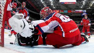 ЦСКА победил в Балашихе и повел в финальной серии Кубка Гагарина 3-0! Как это было