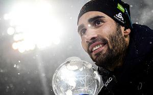 Мартен Фуркад в Тюмени выиграл седьмой Кубок мира подряд. Он уже круче Бьорндалена