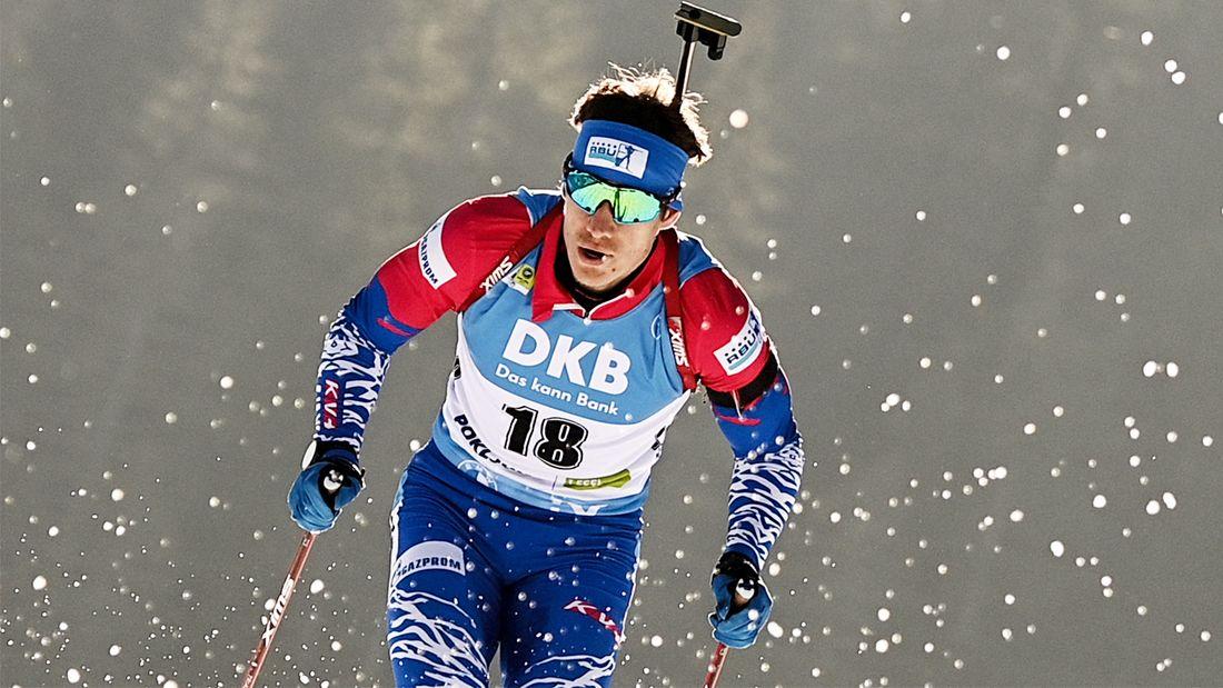 Латыпов в свой ДР впервые в карьере выиграл личную медаль Кубка мира. Йоханнес Бе взял Большой хрустальный глобус
