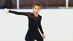 Скандально известная фигуристка Шаботова, перешедшая в сборную Украины, исполнила тройной аксель