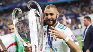 Бензема вышел на 4-е место в истории «Реала» по числу голов в Ла Лиге