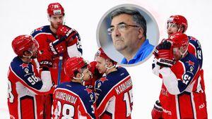 «ЦСКА был доминирующим фаворитом, атеперь станет «одним из». Вайсфельд— отрансферах КХЛ ипотолке зарплат