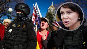Депутат Госдумы Роднина отреагировала на штурм Конгресса США сторонниками проигравшего президентские выборы Трампа