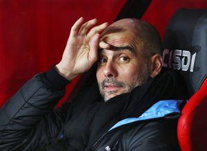 Гвардиола непланирует покидать «Манчестер Сити», несмотря наисключение изеврокубков