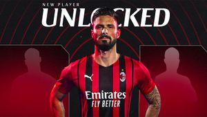 «Милан» объявил о переходе Жиру