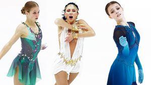 Трусова, Щербакова, Туктамышева, Валиева, Усачева — кто выиграет короткую программу на чемпионате России. Live