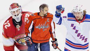 Главные русские богачи НХЛ. 10 самых больших контрактов наших хоккеистов в Америке