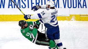 Радулов снова провалил финал — на этот раз в НХЛ. В этом уже нет ничего удивительного