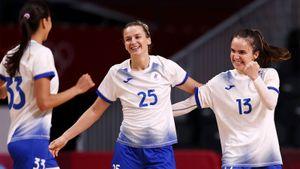 Русские гандболистки смяли Черногорию в четвертьфинале Олимпиады. Но путь к защите титула лежит через Норвегию