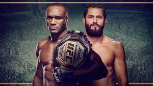 Камару Усман — Хорхе Масвидаль 2: прогноз на бой UFC 261 от Леона Эдвардса