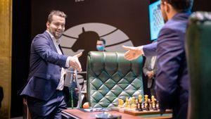 Непомнящий стал победителем Турнира претендентов и сыграет с Карлсеном за звание чемпиона мира