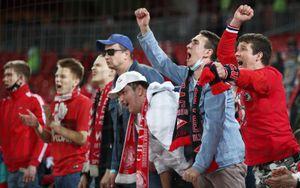 Задержанным после матча с «Зенитом» болельщикам «Спартака» запретили на 1 год посещать спортивные мероприятия