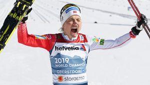 Норвежка всех уничтожала, шведка орала от боли, россиянка упала. Как прошла последняя женская гонка чемпионата мира