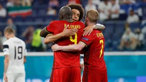 Гол Лукаку помог Бельгии обыграть Финляндию