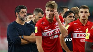 Эксперты оценили шансы «Спартака» на выход в плей-офф Лиги Европы после поражения от «Легии»