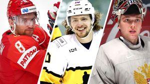 Канада уже назвала трех первых олимпийцев! Когда Россия объявит Овечкина, Панарина и Василевского?