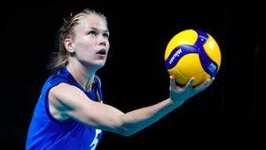 Русские волейболистки провели первый идеальный матч в Лиге наций. Из канадок сделали зрительниц