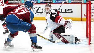 Русские вратари захватывают хоккейную Америку — в НХЛ наших уже 11 человек! Просветов начал с 5 шайб и разгрома