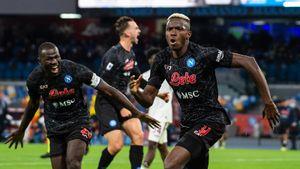«Наполи» обыграл «Торино» и продолжает лидировать в чемпионате Италии без потери очков