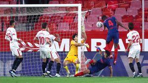 Лидирующий в Ла Лиге «Атлетико» проиграл «Севилье»