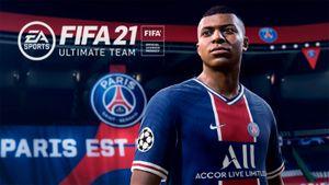 Мбаппе стал лицом FIFA21. Как выглядели все обложки эпохальной игры?