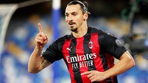 Златан — легенда: обошел Роналду в гонке снайперов, обновил рекорд «Милана» и вошел в топ-8 лучших бомбардиров