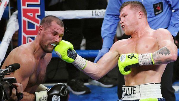 Русский боксер без сознания рухнул наканаты. Сергея Ковалева нокаутировали вСША