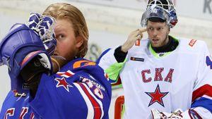 Базовый клуб сборной России сам поддушивает русских вратарей. СКА без логики меняет одного шведа на другого