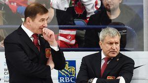 Помощниками Брагина в сборной России станут Жамнов, Бойков и Давыдов