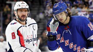 Главные русские интриги НХЛ. На сколько Овечкин приблизится к Гретцки, затащит ли Панарин «Нью-Йорк» в плей-офф?