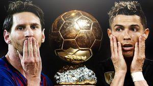 Похоже, Месси и Роналду — вне тройки претендентов на «Золотой мяч». Когда такое вообще было?
