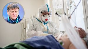«Число погибших вДагестане занижено вразы. Почему мыскрываем правду окоронавирусе?» Честное интервью Кадиева