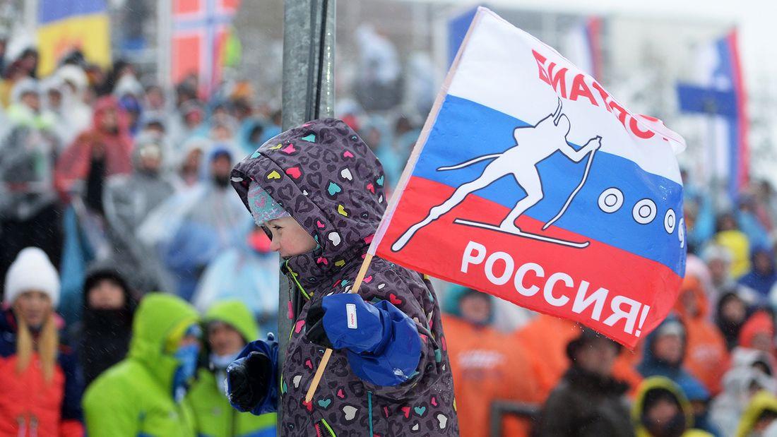 Такими темпами нам по-русски запретят разговаривать. Свищев - о запрете биатлонистам публиковать флаг страны