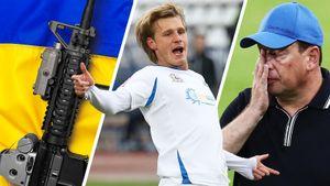 Называет Слуцкого идиотом и репостит про труп Украины. Что происходит с экс-футболистом сборной России Сапоговым?