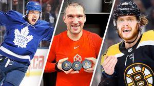 Овечкину помог коронавирус? Александр Великий мог остаться без любимого приза, если бы сезон НХЛ не встал на паузу