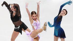 Старт чемпионата мира по фигурному катанию: Трусова, Туктамышева, Щербакова против Кихиры. Короткая программа Livе