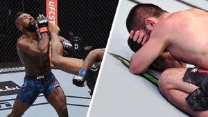 Нокаут с удара в прыжке, уход Хабиба, победа Конора, чеченец Чимаев, которого назвали «особенным». Итоги 2020 в UFC