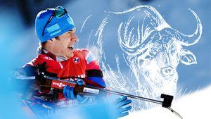 Финал биатлонного сезона: Буйвол из Камышлы привел Башкирию к победе