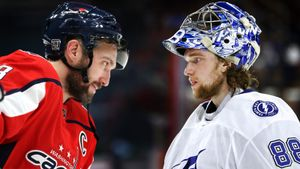 Овечкина все еще ценят за бросок, Василевский— абсолютно лучший вратарь. Что думают о русских звездах игроки НХЛ
