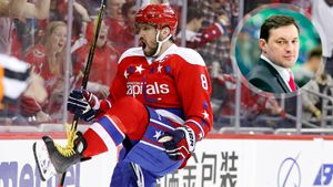 «Овечкин приехал в США, не зная языка, но стал иконой». Итоги русской недели в НХЛ