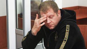 Александр Емельяненко арестован запьяный дебош вАнапе