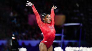 Легендарная американка снова вошла в историю: исполнила космический прыжок великой советской гимнастки Юрченко