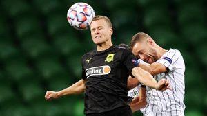 «Краснодар» победил ПАОК в первом матче раунда плей-офф Лиги чемпионов. Как это было