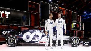 Дом напарника Квята по «Альфа Таури» ограбили во время Гран-при Испании