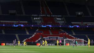 «ПСЖ» обыграл «Боруссию» вПариже при пустых трибунах ивышел вчетвертьфинал Лиги чемпионов