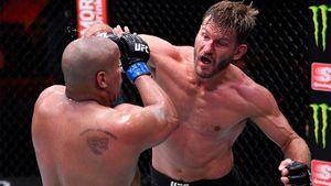 Друг Хабиба из США вышел драться за пояс UFC в 41 год. Миочич перебил Кормье и завершил его карьеру