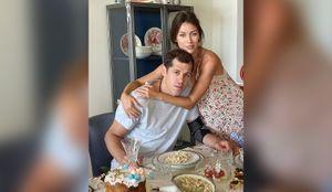 «Он не отказывался от России». Жена Малкина высказалась о критике в адрес хоккеиста из-за американского паспорта