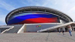 Суперкубок УЕФА пройдет на нефартовой Казань Арене. Ее переделывали в бассейн и отбирали у «Рубина»