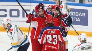 ЦСКА снова взял Кубок Континента, «Динамо» захотело встречи со Знарком. Расклады плей-офф КХЛ